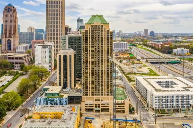 1280 W Peachtree Street NW #1805, Atlanta, GA 30309 (MLS #6699508) :: Rich Spaulding