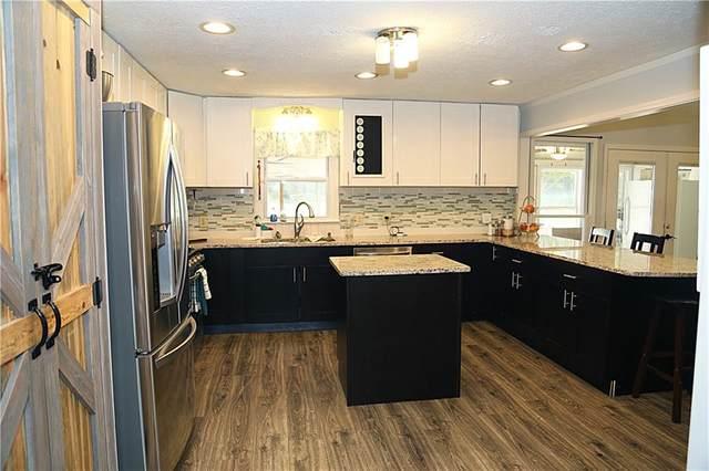 313 Creekbend Drive, Woodstock, GA 30188 (MLS #6699537) :: North Atlanta Home Team