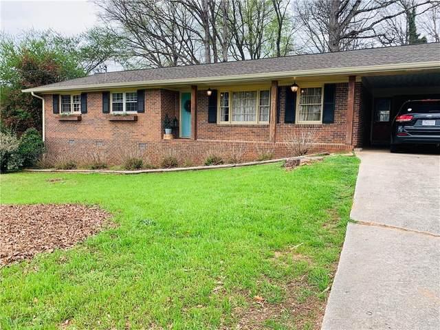 1709 Pounds Road, Stone Mountain, GA 30087 (MLS #6699542) :: North Atlanta Home Team