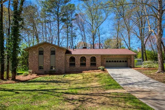 5286 Waterford Drive, Atlanta, GA 30338 (MLS #6699564) :: Rich Spaulding