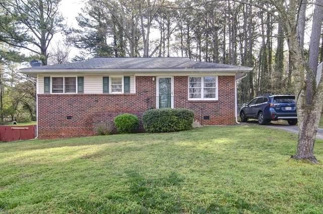 544 Barnes Mill Drive, Marietta, GA 30062 (MLS #6699620) :: MyKB Partners, A Real Estate Knowledge Base