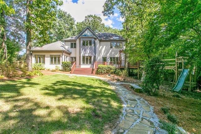 100 Spindale Court, Sandy Springs, GA 30350 (MLS #6699682) :: The Butler/Swayne Team