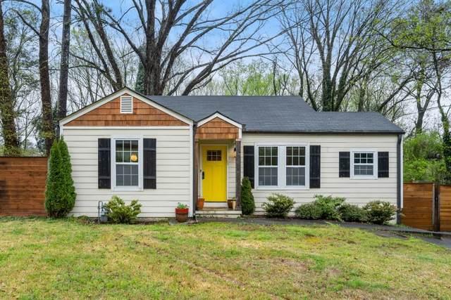 1617 Cecilia Drive, Atlanta, GA 30316 (MLS #6699737) :: MyKB Partners, A Real Estate Knowledge Base