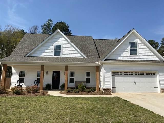 205 Macy Drive, Monroe, GA 30655 (MLS #6699829) :: North Atlanta Home Team
