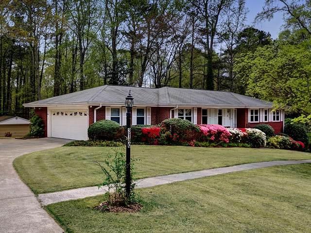 3180 Beechwood Drive SE, Marietta, GA 30067 (MLS #6700116) :: Path & Post Real Estate