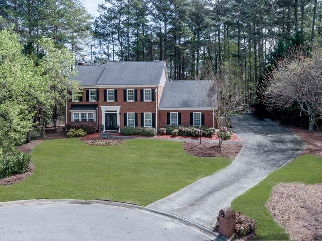 117 Lakeside Drive NW, Kennesaw, GA 30144 (MLS #6700143) :: Kennesaw Life Real Estate