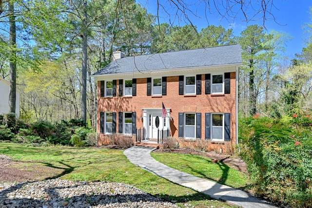 4842 Riveredge Drive, Peachtree Corners, GA 30096 (MLS #6700185) :: The Zac Team @ RE/MAX Metro Atlanta