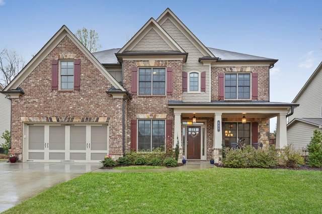 535 Blackwell Bend, Alpharetta, GA 30004 (MLS #6700333) :: North Atlanta Home Team