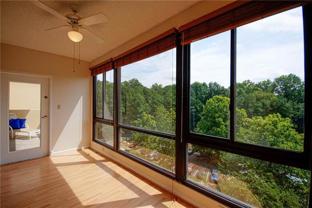1800 Clairmont Lake #714, Decatur, GA 30033 (MLS #6700385) :: Team RRP | Keller Knapp, Inc.