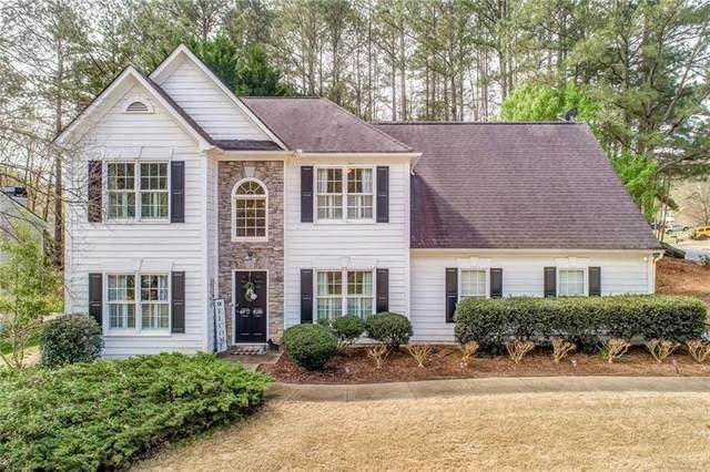 1036 Deer Hollow Drive, Woodstock, GA 30189 (MLS #6700424) :: Path & Post Real Estate