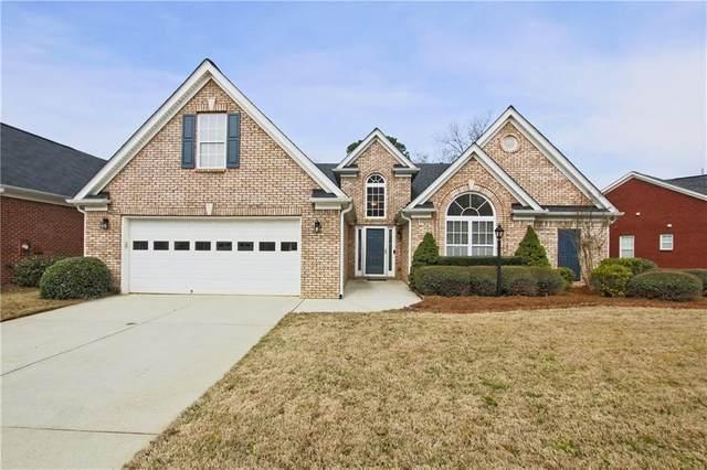 979 Pecan Grove Place, Lawrenceville, GA 30046 (MLS #6700504) :: North Atlanta Home Team
