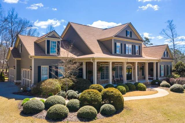 500 Gold Rush Court, Ball Ground, GA 30107 (MLS #6700637) :: Path & Post Real Estate