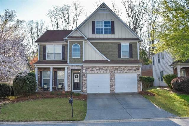 310 Springs Crossing, Canton, GA 30114 (MLS #6700703) :: KELLY+CO