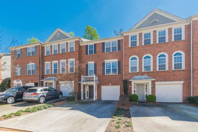 5548 Trace Views Drive, Norcross, GA 30071 (MLS #6700751) :: Rock River Realty