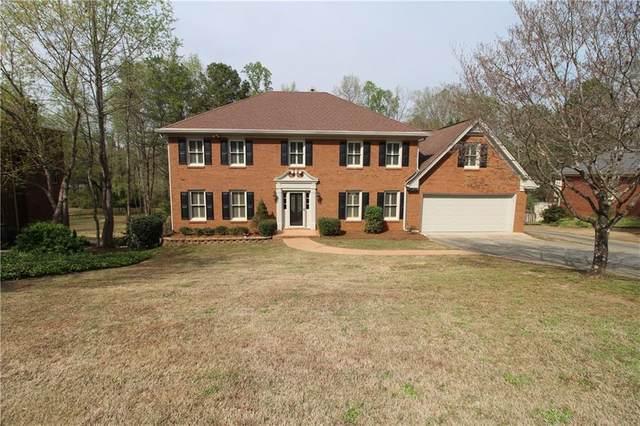 4891 Bainbridge Court SW, Lilburn, GA 30047 (MLS #6701144) :: Path & Post Real Estate