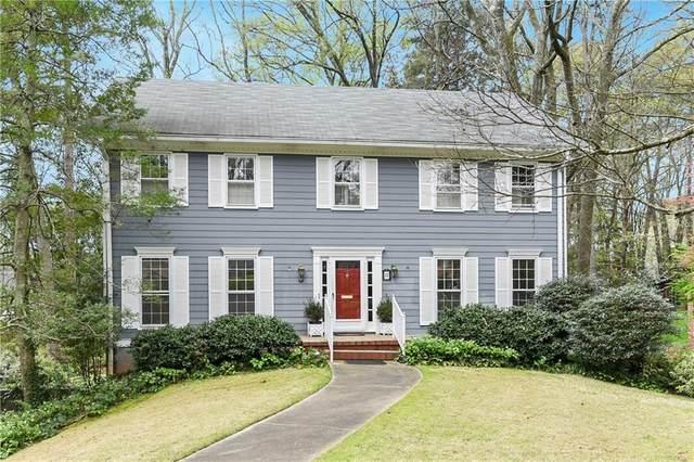 37 Fairfield Drive, Avondale Estates, GA 30002 (MLS #6701232) :: Good Living Real Estate