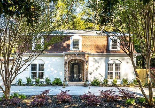 2525 Northside Drive NW, Atlanta, GA 30305 (MLS #6701318) :: Path & Post Real Estate