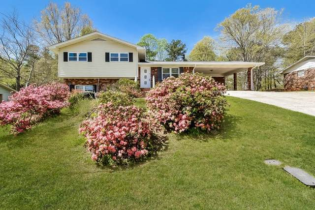 2826 Hyde Park Drive, Douglasville, GA 30135 (MLS #6701339) :: Kennesaw Life Real Estate