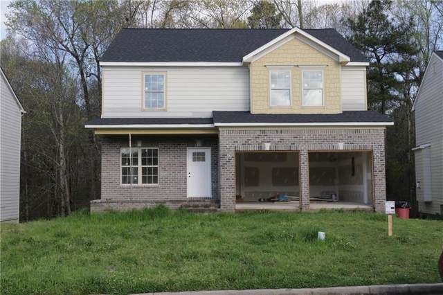 4609 Creekside Cove, College Park, GA 30349 (MLS #6701493) :: The Cowan Connection Team