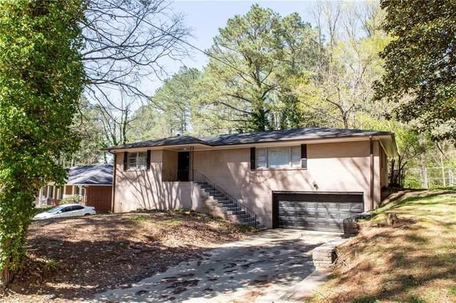 454 Harlan Road SW, Atlanta, GA 30311 (MLS #6701598) :: North Atlanta Home Team
