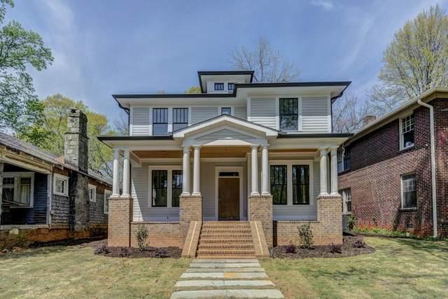 1054 Euclid Avenue NE, Atlanta, GA 30307 (MLS #6701720) :: Dillard and Company Realty Group
