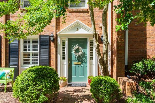 4620 Wieuca Road NE #2, Atlanta, GA 30342 (MLS #6702022) :: Path & Post Real Estate