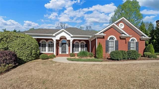 995 Chateau Forest Road, Hoschton, GA 30548 (MLS #6702039) :: North Atlanta Home Team