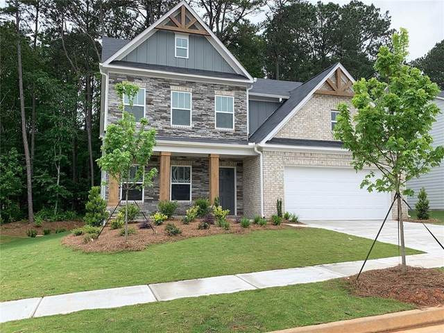 313 Coppergate Court, Holly Springs, GA 30115 (MLS #6702080) :: The Cowan Connection Team