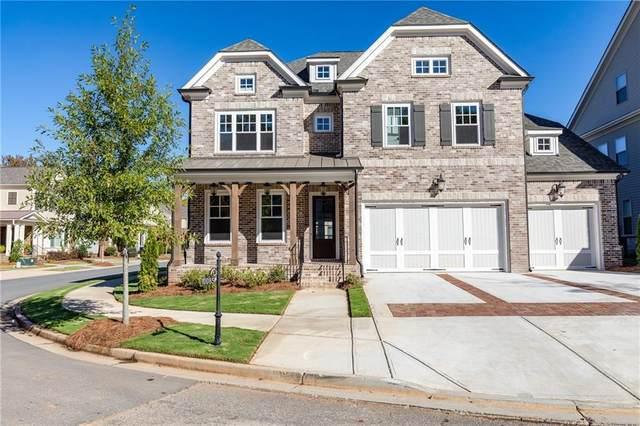 10485 Grandview Square, Johns Creek, GA 30097 (MLS #6702158) :: The Hinsons - Mike Hinson & Harriet Hinson