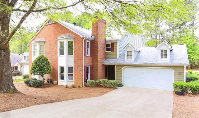 133 Great Oaks Lane, Roswell, GA 30075 (MLS #6702174) :: Kennesaw Life Real Estate