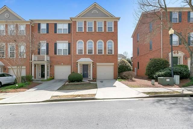 2316 Towneheights Terrace SE #11, Atlanta, GA 30339 (MLS #6702281) :: North Atlanta Home Team