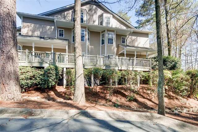 4443 Pineridge Circle, Dunwoody, GA 30338 (MLS #6702284) :: Kennesaw Life Real Estate