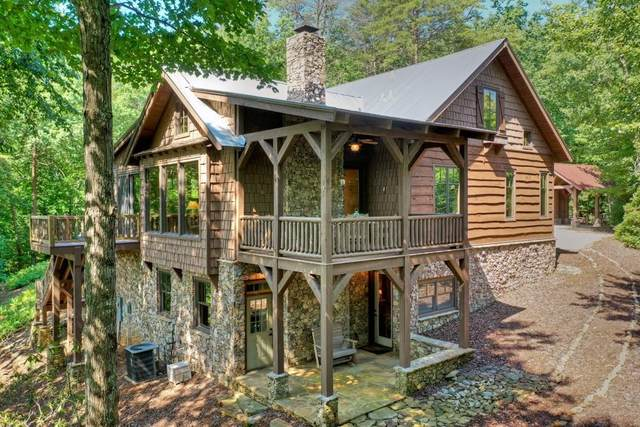 500 Chief Whitetails, Ellijay, GA 30540 (MLS #6702399) :: The Cowan Connection Team