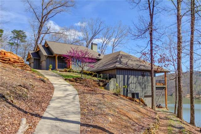 106 Lakemont Road, Cleveland, GA 30528 (MLS #6702481) :: North Atlanta Home Team