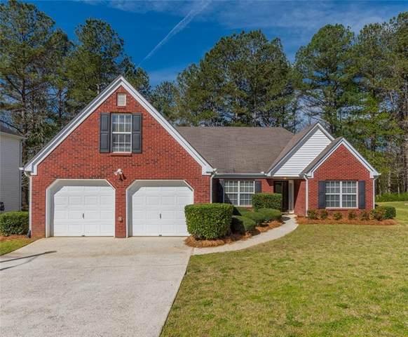 5308 Sweetsprings Lane SW, Powder Springs, GA 30127 (MLS #6702537) :: Kennesaw Life Real Estate
