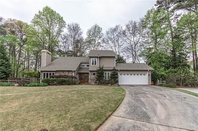 598 Timberlea Lake Court NE, Marietta, GA 30067 (MLS #6702566) :: Path & Post Real Estate