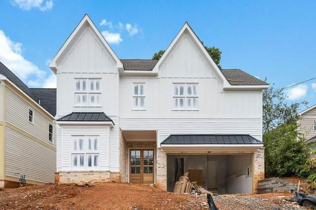 1037 Mendell Circle NE, Brookhaven, GA 30319 (MLS #6702739) :: North Atlanta Home Team