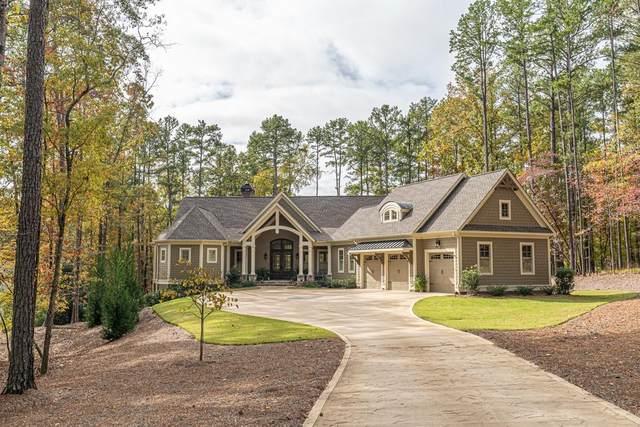1411 Jackson Ridge Road, Greensboro, GA 30642 (MLS #6702786) :: RE/MAX Paramount Properties