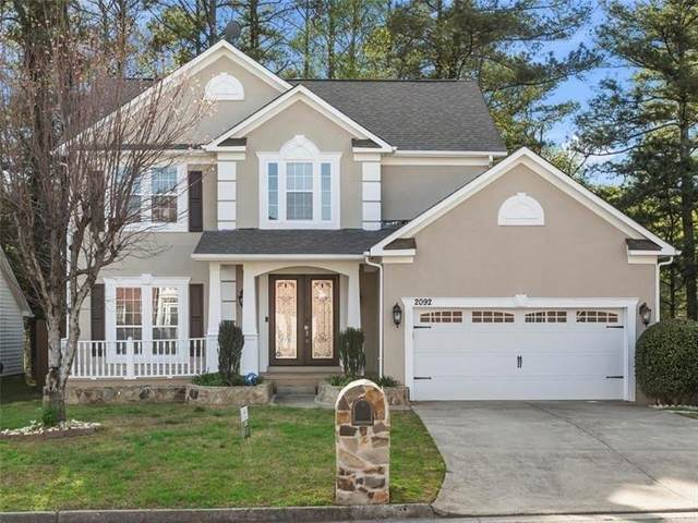 2092 Corsica Way SW, Marietta, GA 30008 (MLS #6703142) :: Rock River Realty