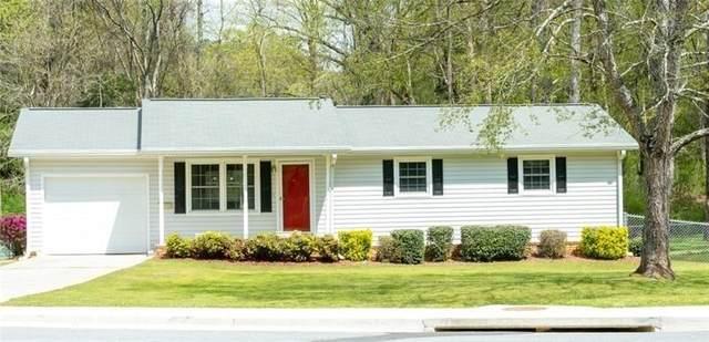 3013 Butler Creek Road NW, Kennesaw, GA 30152 (MLS #6703207) :: Keller Williams Realty Cityside