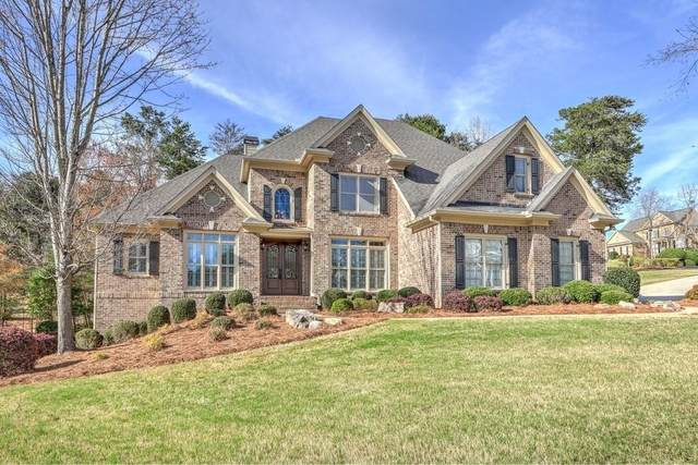 3832 Silver Brook Lane, Gainesville, GA 30506 (MLS #6703292) :: North Atlanta Home Team