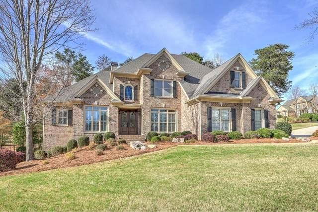 3832 Silver Brook Lane, Gainesville, GA 30506 (MLS #6703292) :: Thomas Ramon Realty