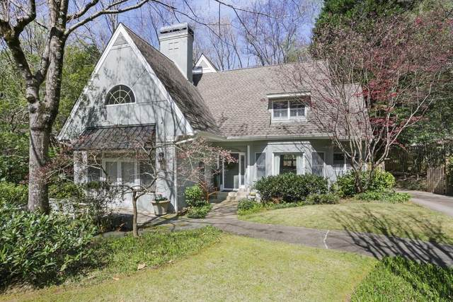 762 Courtenay Drive NE, Atlanta, GA 30306 (MLS #6703387) :: Dillard and Company Realty Group