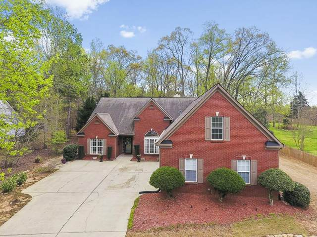 6199 Saddlehorse Drive, Flowery Branch, GA 30542 (MLS #6703422) :: Kennesaw Life Real Estate