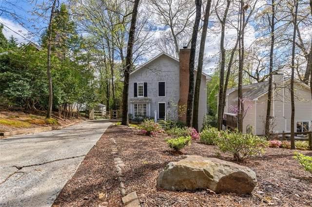4781 E Conway Drive NW, Atlanta, GA 30327 (MLS #6703473) :: Path & Post Real Estate