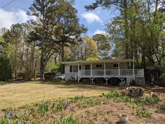 2065 Lenox Road NE, Atlanta, GA 30324 (MLS #6703519) :: MyKB Partners, A Real Estate Knowledge Base
