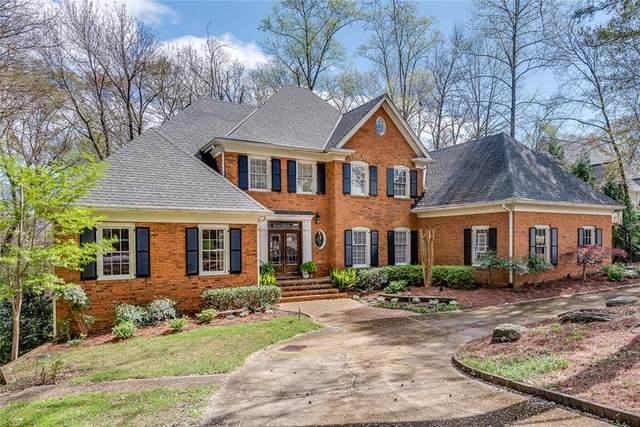 7960 Landowne Drive, Atlanta, GA 30350 (MLS #6703602) :: The Butler/Swayne Team