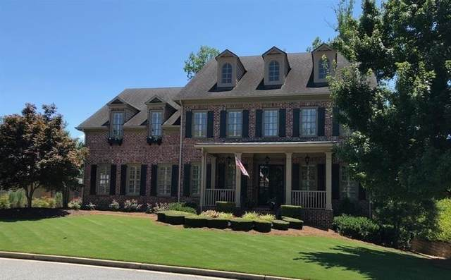 2147 Tayside Crossing NW, Kennesaw, GA 30152 (MLS #6703619) :: RE/MAX Prestige