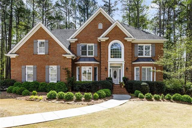 715 Hampton Trace Lane, Milton, GA 30004 (MLS #6703703) :: Compass Georgia LLC