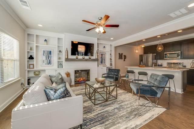 379 Mulberry Row #2605, Atlanta, GA 30354 (MLS #6703764) :: Scott Fine Homes